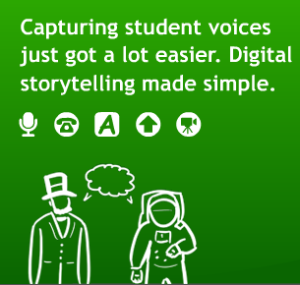 Since I first posted this blog in 2007, VoiceThread has expanded its power to give students a voice for all to hear.
