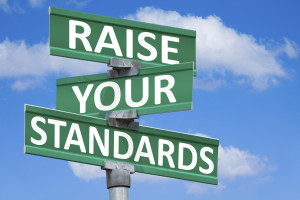 The quickest way to become standards based in your classroom is to rename units according to the standards--use content as the vehicle to drive instruction.